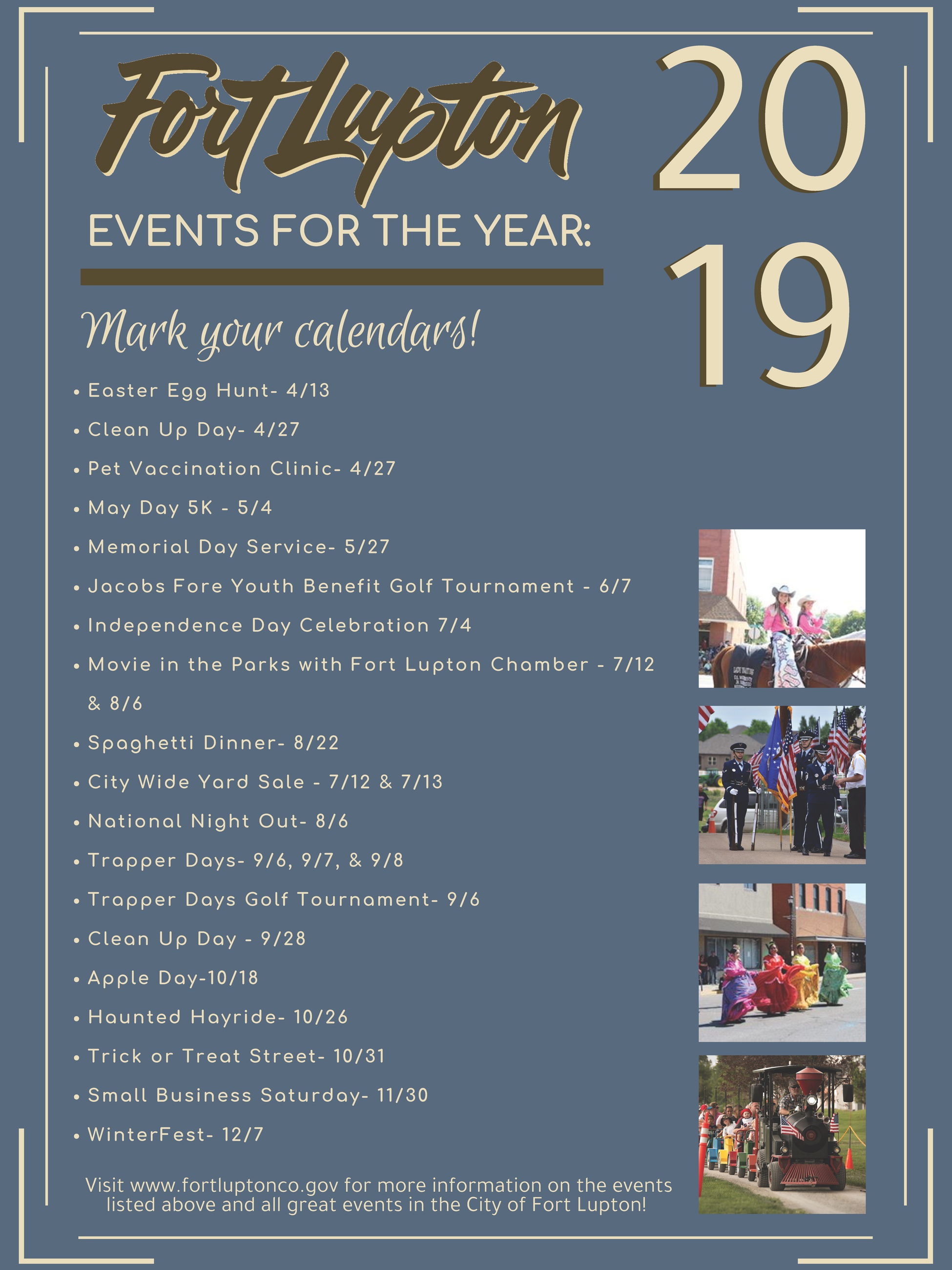 2019 FL Events