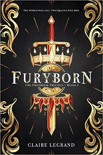 Furyborn the Empirium trilogy