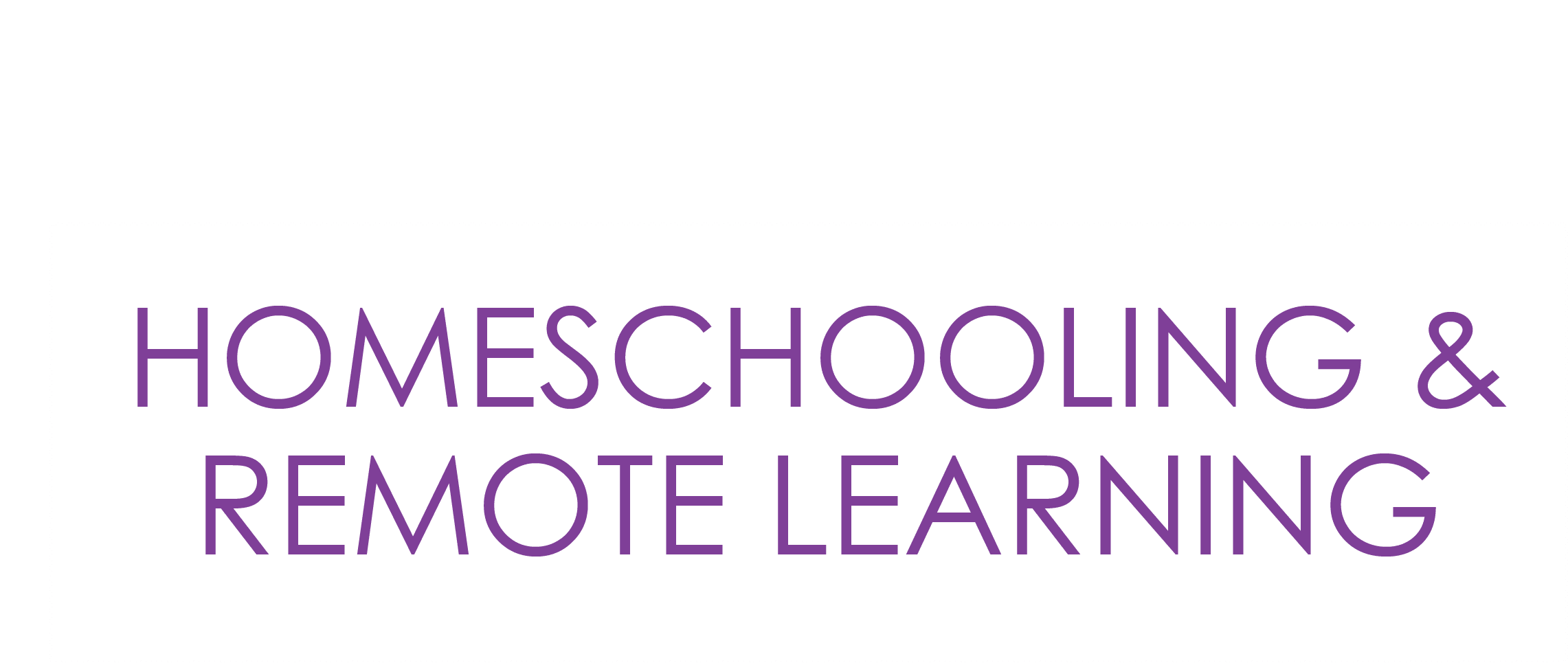 Homeschooling and remonte learning