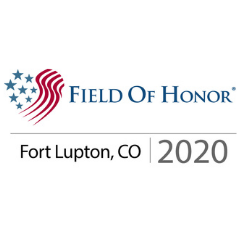 Field Of Honor Button