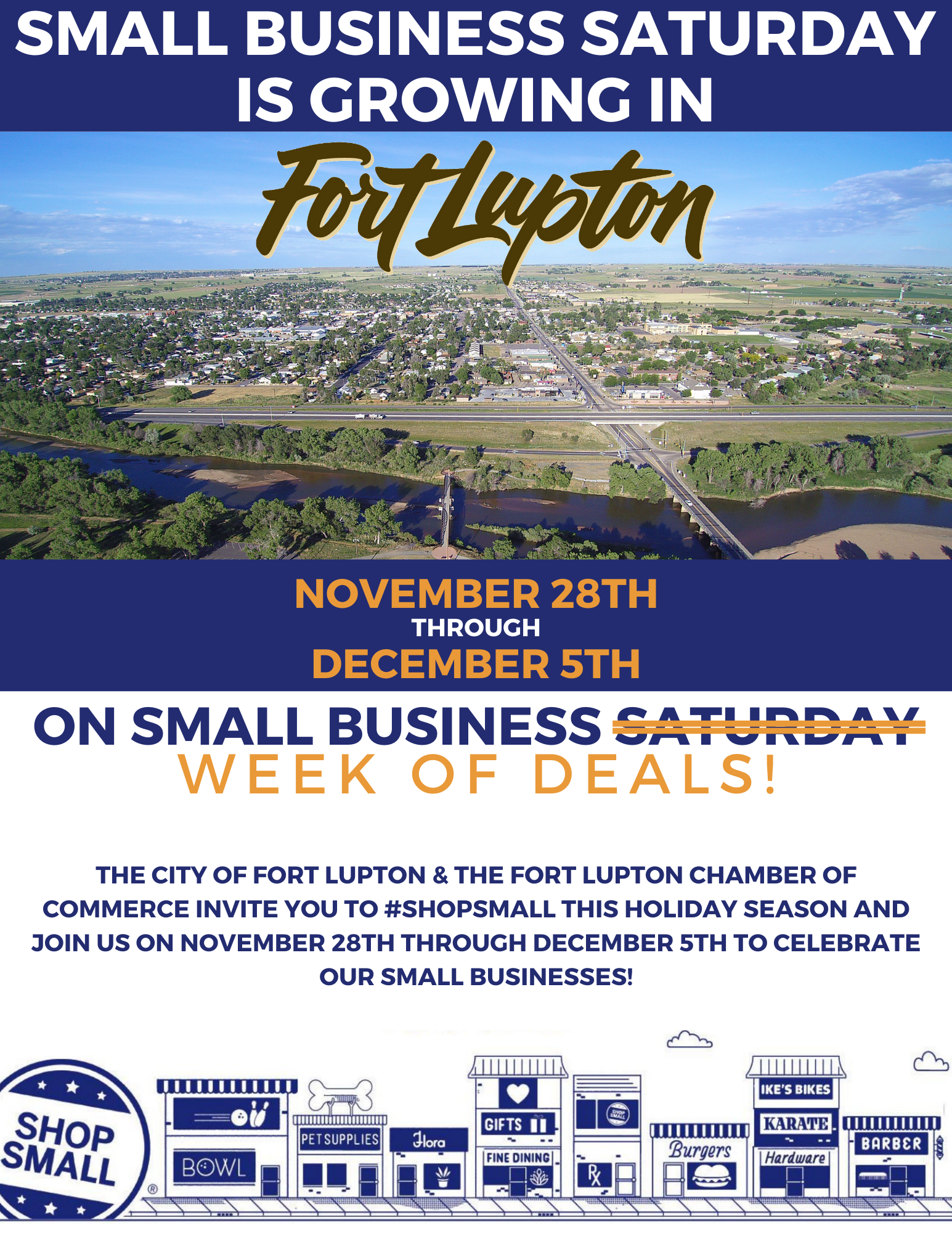 Small Business Saturday 2020