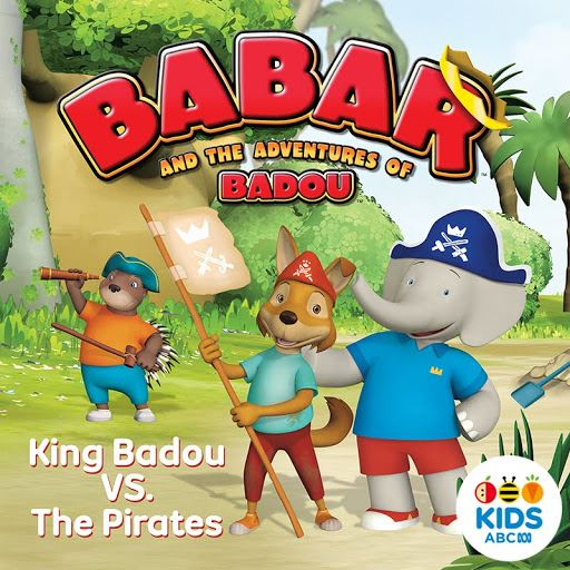 King Babar vs the Pirates Movie Opens in new window