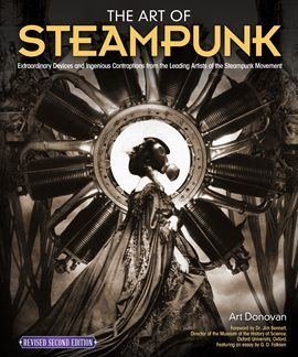 The Art Of Steampunk Opens in new window