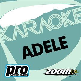 Zoom Karaoke Adele Opens in new window