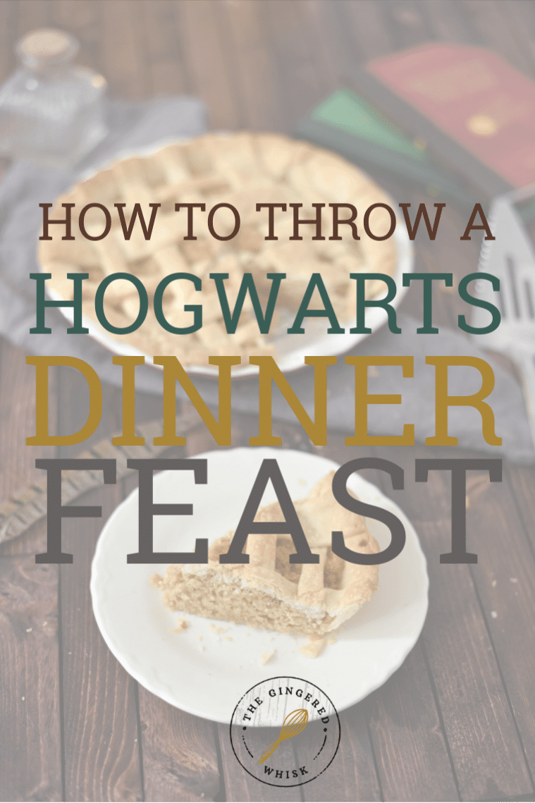 Hogwarts Dinner Feast How To Link Opens in new window