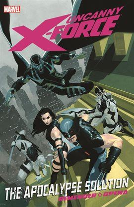 Uncanny X Force  Opens in new window