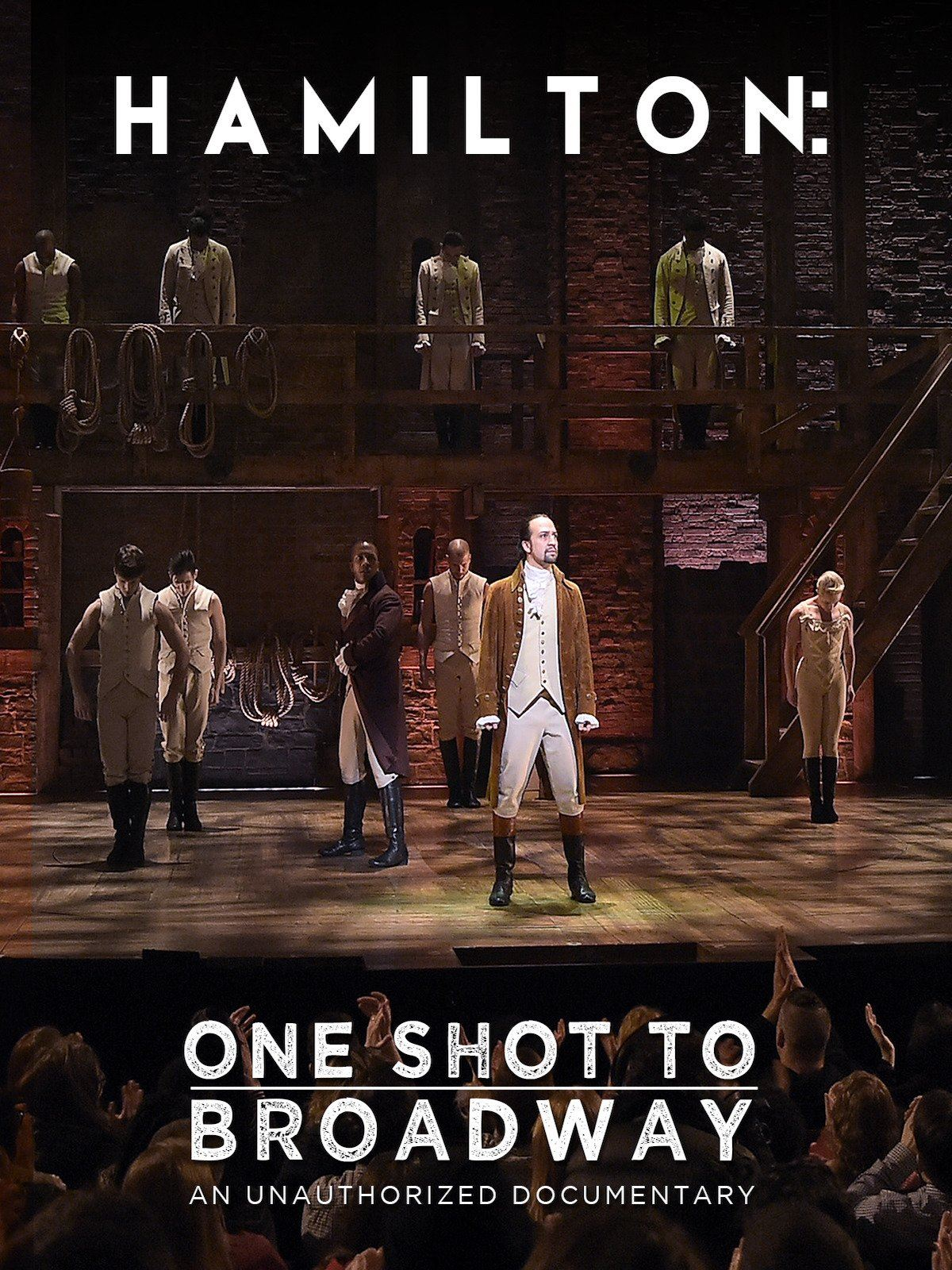 One Shot to Broadway Opens in new window