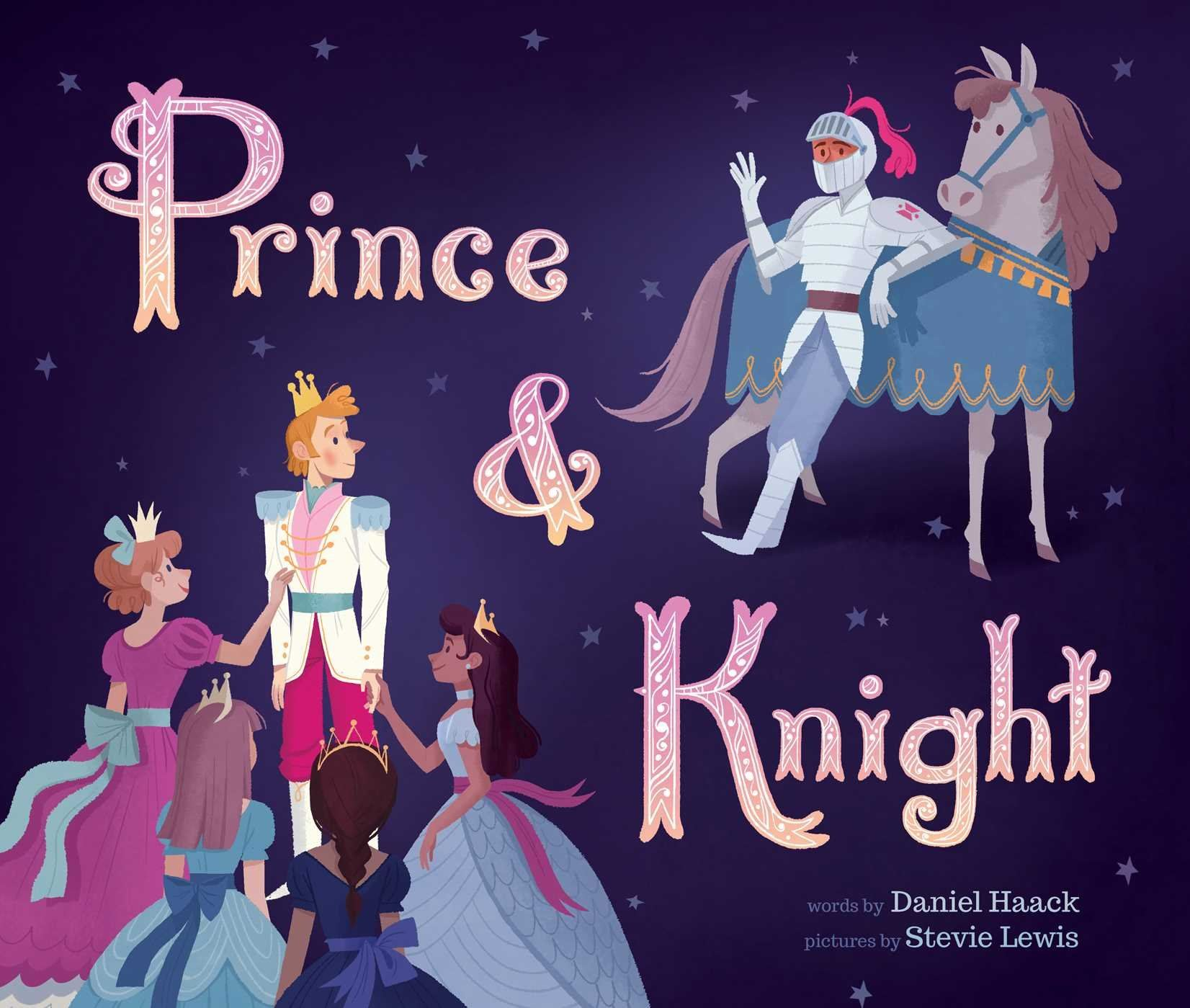 prince and knight Opens in new window