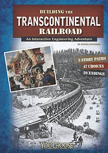 Building the Transcontinental Railroad Opens in new window