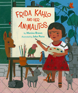 Frida Kahlo and Her Animalitos Opens in new window