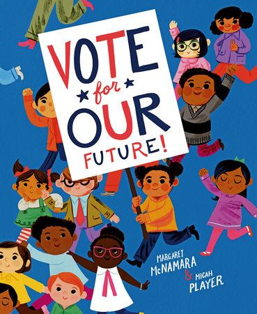 Vote for Our Future! Opens in new window